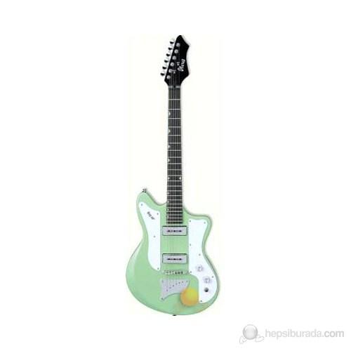 Ibanez Jet King Jtk-3 Tq Elektro Gitar