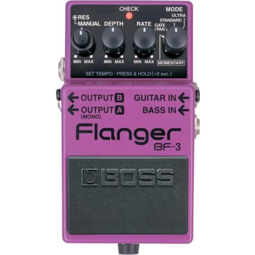 Boss Bf-3(T) Flanger Compact Pedal