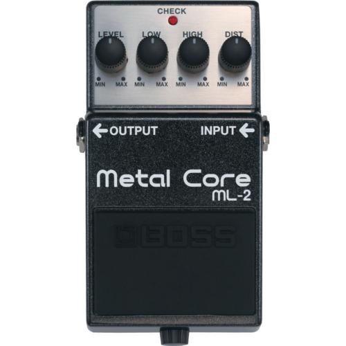 Boss Ml-2 Metal Core Compact Pedal