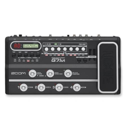 Zoom G7.1Ut Elektro Gitar Prosesörü