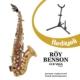 Roy Benson Sg-302 Kıvrık Soprano Saksafon