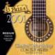 La Bella 2001Md Klasik Gitar Teli Flamenco Concert Series