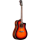 Fender T-Bucket 100Ce Elektro Akustik Gitar 3-Color Sunburst / Fishman Eqo
