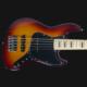 S. Marcus Miller V7 Vintage Ash 5 Tel Bas Gitar Ts