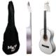 Gitar Klasik Manuel Raymond MRC275WH (KILIF HEDİYE)