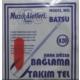 Mac Batsu Bağlama Tel Takım 0.20