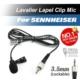 Yaka Sennheiser Uyumlu Mikrofon