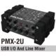 Nux Pmx-2U Ses Kartı +Mixer