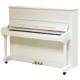 Weber W121-WP Parlak Beyaz Konsol Piyano