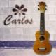 Carlos U550 Soprano Ukulele