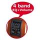 Gitar Akustik Extreme SOLAK XACLH30EQ4 Sahne Gitarı