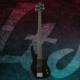 Esp Ltd B 10 Kit BLK Bas Gitar