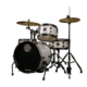LUDWIG The Pocket Kit by Questlove Silver Sparkle Bateri (LC178X029)