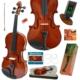 Stromberg Keman 3/4 Vol001 Full Set Akort Cihazı & Keman Yastığı & Takım Tel & Orjinal Eğitim Cd Si