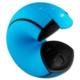 Kingone K99 Kablosuz Höparlör Bluetooth 80db Ses Mavi