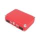 Mikado Nostalgia Mn-P317 Kırmızı Turntable+Rca+Bluetooth Destekli Müzik Kutusu -