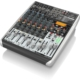 Behringer XENYX QX1204USB Mikser (12 Kanal, USB) -