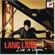 Lang Lang Live In Vienna 2 Plak