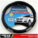 Dreamcar Direksiyon Kılıfı Fosforlu Siyah 14100202