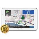 """Piranha Infiniti (HD) White 5.0""""Navigasyon Cihazı (Ömür Boyu Ücretsiz Güncelleme)"""