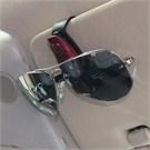 Dreamcar Slim Gözlük Tutucu Siyah/Kırmızı 3300903