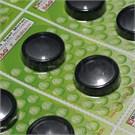 Dreamcar Kör Nokta Aynası 4 cm Siyah 2 Adet 2301401