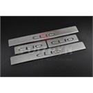 S-Dizayn Renault Clio-4 Kapı Eşiği 4 Kapı P.Çelik (2012>)