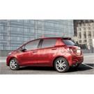 S-Dizayn Toyota Yaris Cam Çıtası 4 Prç P.Çelik (2012>)