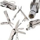 Çok Amaçlı 7 Fonksiyonlu Çelik Pense,çakı Seti 441153