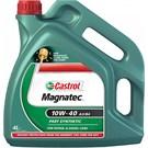 Castrol Magnatec 10W-40 A3/B4 4 lt Motor Yagı ( Benzin, Lpg ) Uretim Yılı :2015