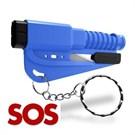 SOS Mini Bodyguard 4 in 1 Hayat Kurtarıcı Anahtarlık 241127