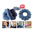 Pillow Mikro Boncuklu Yumuşak Yastık Simit Total Pillow""
