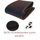 CarbonLine SİYAH KARBON Desen Sarmalı Direksiyon Kılıfı 188801