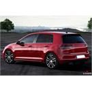 S-Dizayn Volkswagen Golf 7 Krom Cam Çıtası 4 Prç.