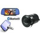Rearivew 7 inc Kameralı AYNA LCD Ekran Bluetooth 348817
