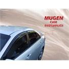Carat Renault Megane 2 HB 2003-2009 Mugen 4Lü Cam Rüzgarlık