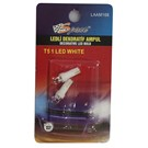 Space Ledli Dekoratif Ampul T5 (Beyaz) 12V