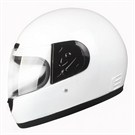 Tex 829 Europe Design Beyaz Kapalı Kask