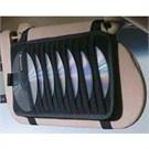 Z tech Oto cd lik (Güneşlik montajlı) 12455