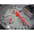 Racing 11000 Devir 4 İn 1 Devir Saati Takometre 6889