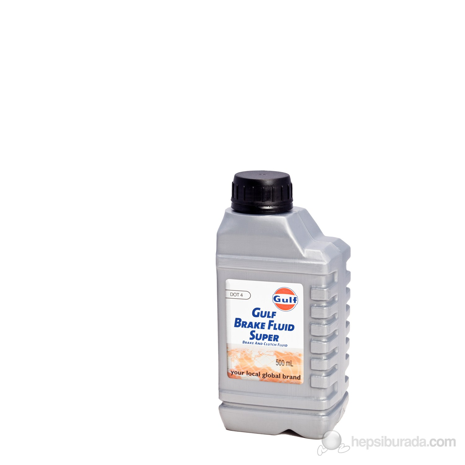 Gulf Brake Fluid Super DOT-4 0.5 Lt. Fren Hidroliği