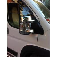Demircioğlu Peugeot Boxer Ayna Kapağı Krom 2006 Sonrası