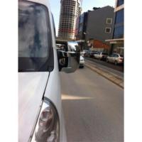 Demircioğlu Renault Master Ayna Kapağı Kromu 2010 Sonrası