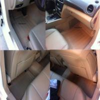 3D Paspas Mercedes C Serisi W204 3D Paspas Bej