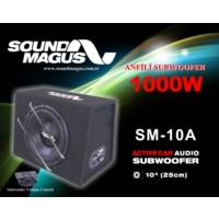 Soundmagus SM-10A Anfili Bass Kontrollü Aktif Subwoofer