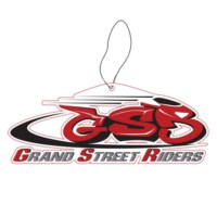 BuldumBuldum Grand Street Riders - Oto Kokusu - Dağ Çileği