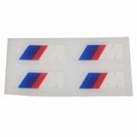 BMW İçin 4 Adet M Logosu