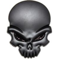 ModaCar Black Skull 6 Cm Metal Arma 104737