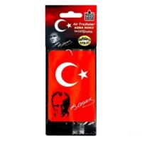 Magic Dose Asma Koku 'Türk Bayrağı-Atatürk'