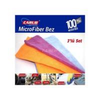 Carub Mikrofiber Bez 3 Lü Set